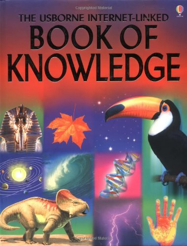 9780746057872: The Usborne Internet-Linked Book of Knowledge