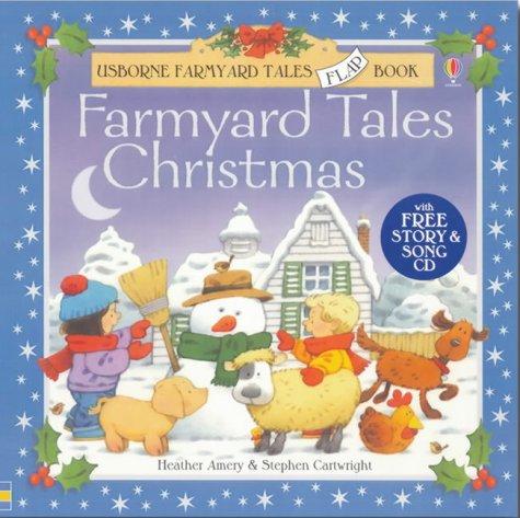 9780746057889: Farmyard Tales Christmas Flap Book (Farmyard Tales Flap Books)