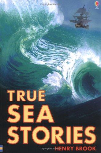 9780746058145: True Sea Stories (Usborne True Stories)