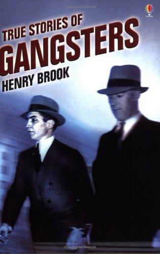 9780746058152: True Stories of Gangsters (Usborne True Stories)