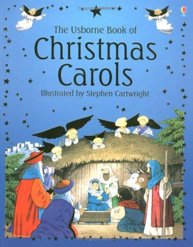 9780746058299: The Usborne Book of Christmas Carols (Usborne Activities)