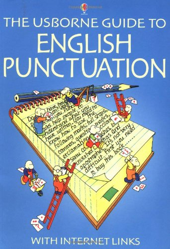 9780746058329: English Punctuation