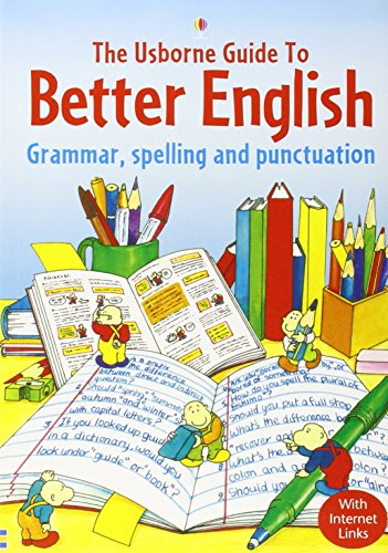 9780746058435: Usborne Guide to Better English