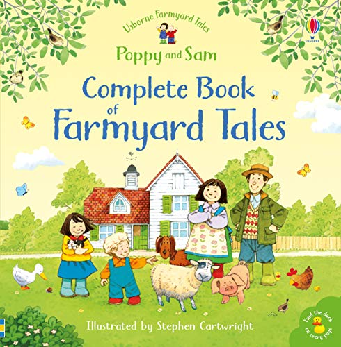 9780746058473: The Complete Book of Farmyard Tales