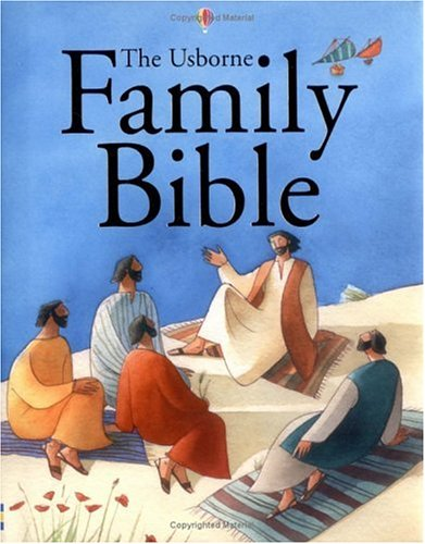 9780746058480: Usborne Family Bible - Reduced-Format Edition (Usborne Bible programme)