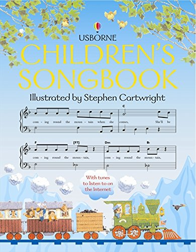 9780746058527: Usborne Children's Songbook (Usborne Activities)