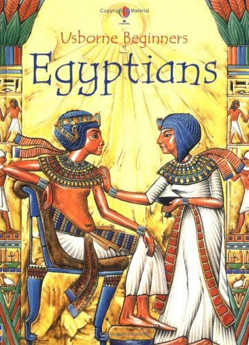 9780746058626: Egyptians (Usborne Beginners)