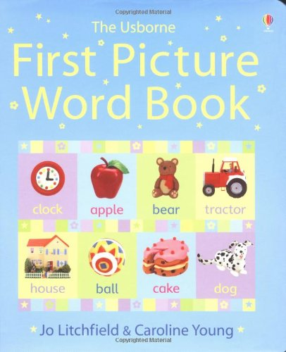 9780746058664: First picture word book