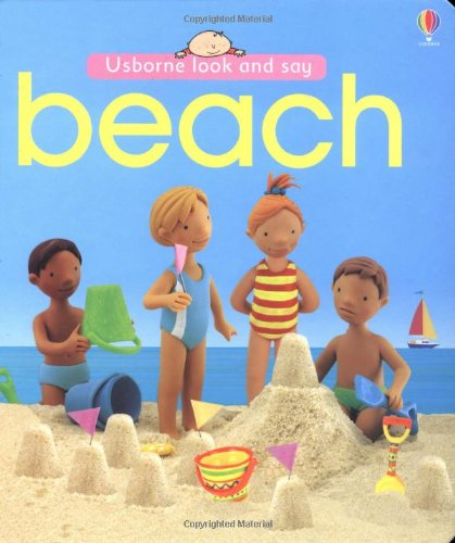 9780746058695: Beach (Look and Say)
