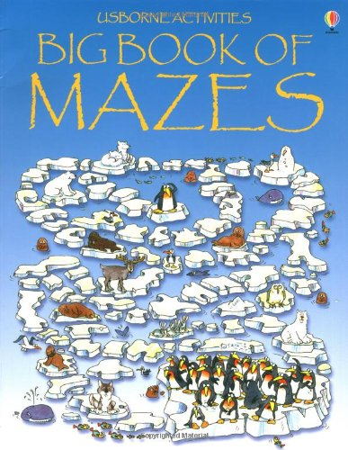 9780746060001: Big Book of Mazes