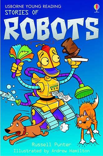 9780746060032: Stories of Robots (Young Reading Series 1)