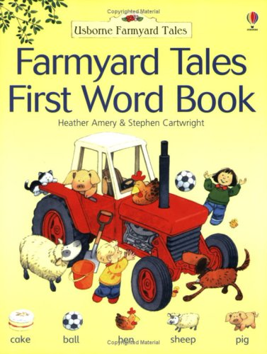 9780746060070: Farmyard Tales First Word Book