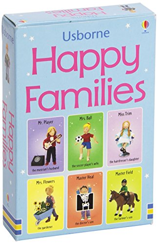 9780746060117: Happy Families