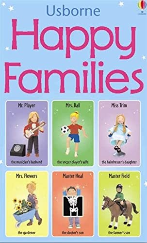 9780746060117: Happy Families Game