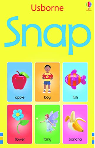 9780746060117: Happy Families Game (Snap Cards)