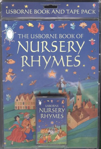 9780746060452: Usborne Book Of Nursery Rhymes (Book & Tape)