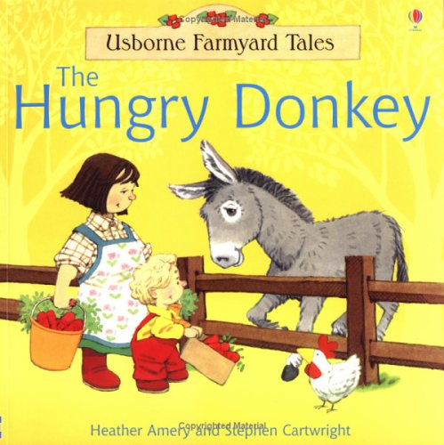 9780746060513: The Hungry Donkey