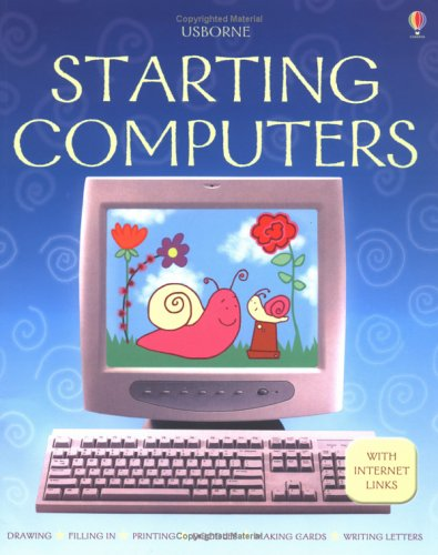 9780746060537: Starting Computers (Usborne Computer Guides)