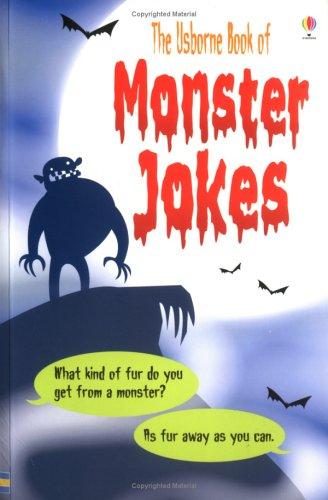9780746060599: Monster Jokes