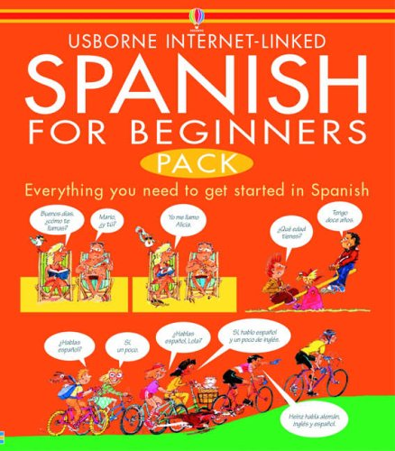 9780746060612: Spanish for Beginners: Pack (Book & Tape)