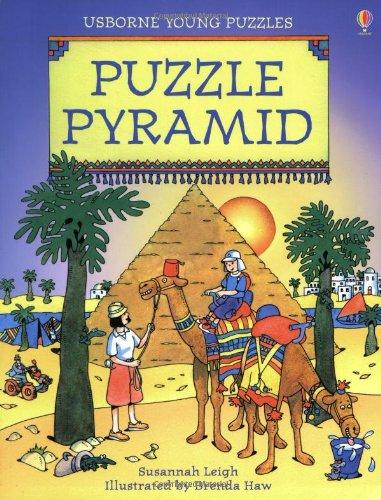 9780746060643: Puzzle Pyramid (Puzzle Books)