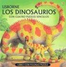 9780746061091: Los Dinosaurios: Con Cuatro Puzzles Sencillos : Board (Titles in Spanish) (Spanish Edition)