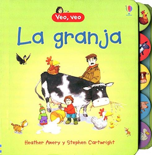 9780746061107: La Granja / The Farm (Minilibros Usborne) (Spanish Edition)