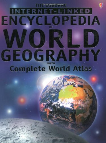 9780746061374: Internet-Linked Encyclopedia of World Geography