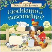 9780746061619: Carezzalibri Usborne: Giochiamo a Nascondino? (Italian Edition)