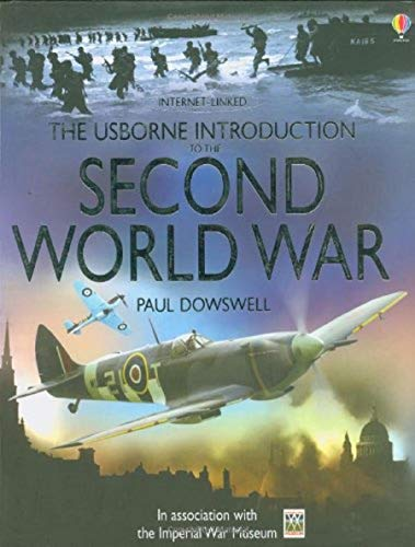 9780746062067: The Usborne Introduction to The Second World War: Internet-linked