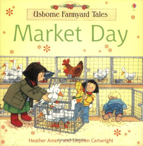 9780746062098: Market Day (Farmyard Tales)