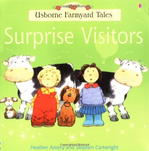 9780746062104: Surprise Visitors (Farmyard Tales Little Book)