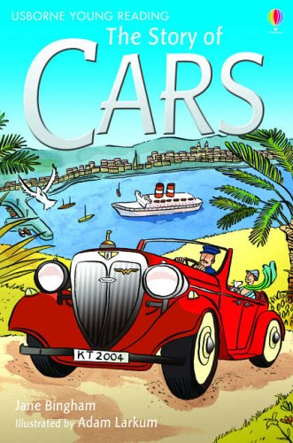 9780746062241: The Story Of Cars (Young Reading Series 2)