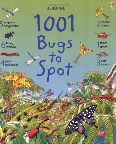 9780746062418: 1001 Bugs to Spot (1001 Things to Spot)