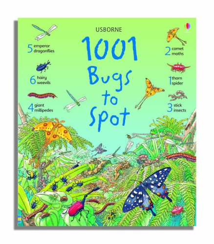 9780746062425: 1001 Bugs to Spot (1001 Things to Spot)