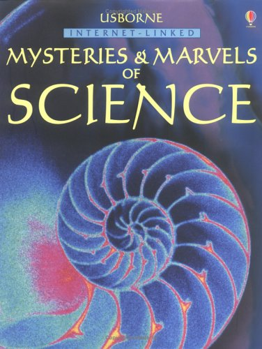 9780746062494: Usborne Internet-linked Mysteries and Marvels of Science