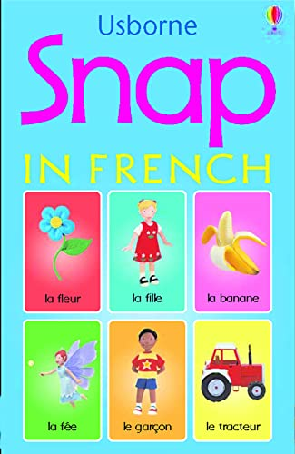 9780746062579: Snap in french (Snap Cards)