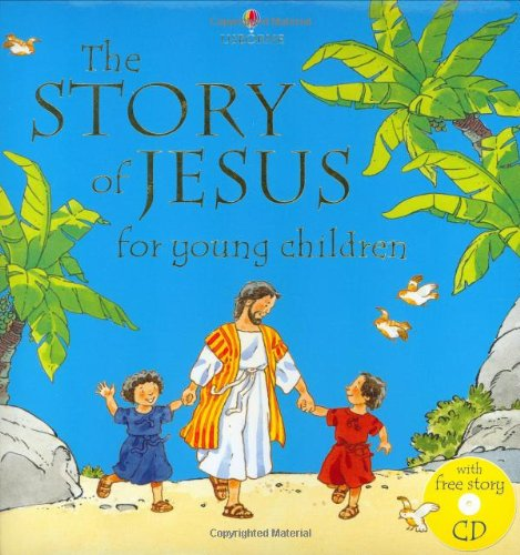 9780746062654: Story of Jesus for Young Children (Book & CD)