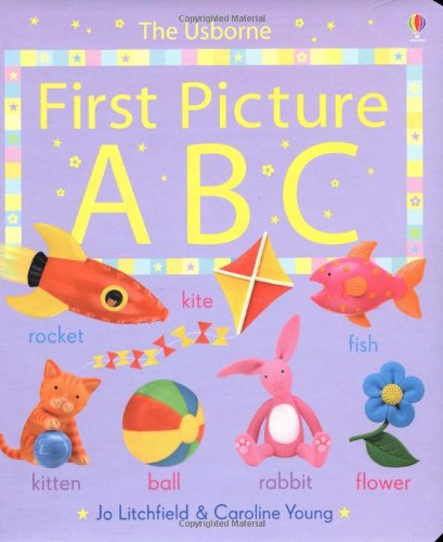 9780746062708: First Picture ABC Book