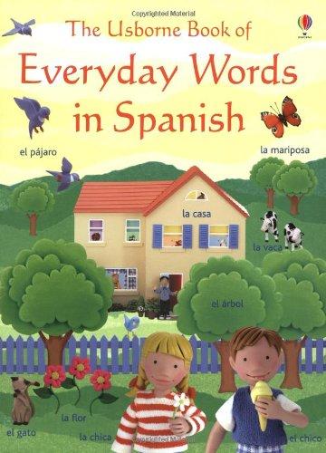 9780746062838: Everyday Words - Spanish (Usborne Everyday Words)