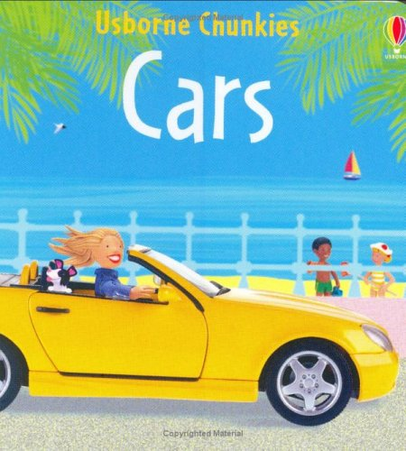 9780746062845: Cars (Chunky Board Books)