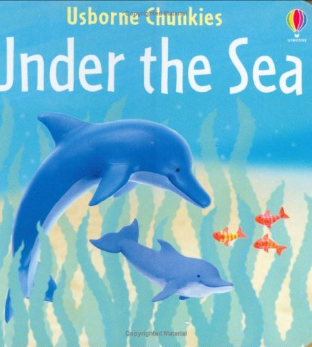 9780746062869: Under the Sea (Chunky Board Books)