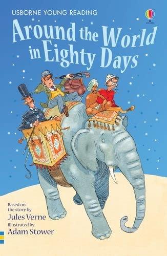 9780746063026: Around the World in eighty Days