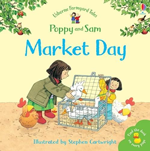9780746063040: Market Day (Mini Farmyard Tales)