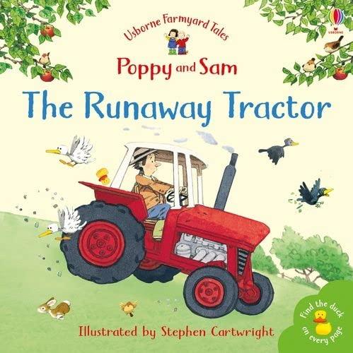 9780746063057: Runaway Tractor