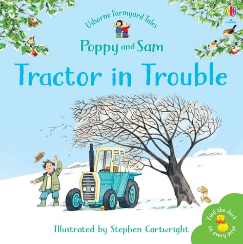 9780746063071: Tractor in Trouble
