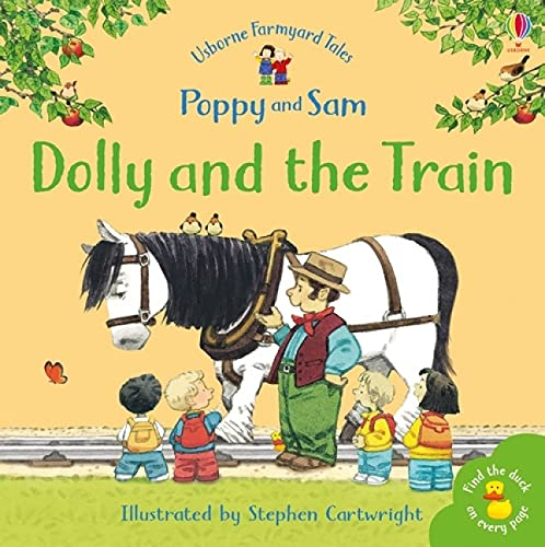 9780746063095: Dolly and the Train