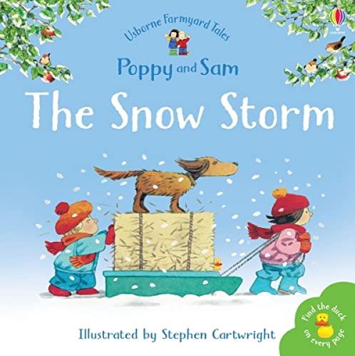 9780746063118: The Snow Storm (Mini Farmyard Tales)