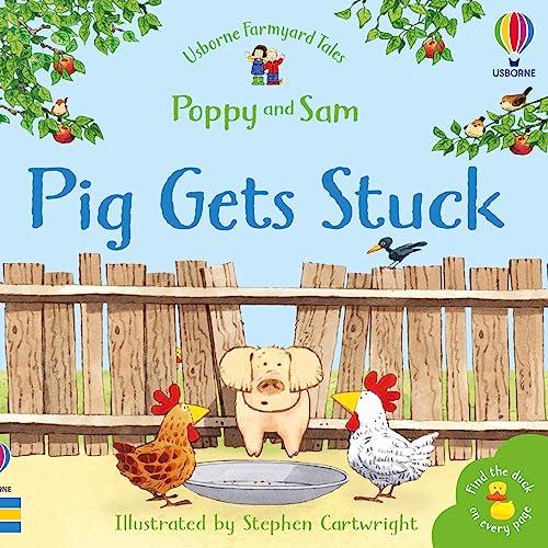 9780746063132: Pig Gets Stuck