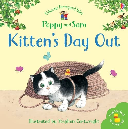 9780746063156: Kitten's Day Out